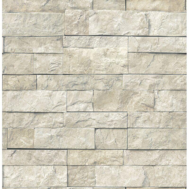 Roxbury Landmark 18 L X 20 5 W Peel And Stick Wallpaper Roll En 2021 Mahones Fachadas Fuentes