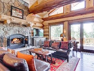 Bear Creek Cabin: Hot Tub, Amazing Views, P...   HomeAway
