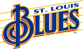 Image Result For St Louis Blues Logo Word Mark Logo St Louis Blues Hockey Sports Team Logos