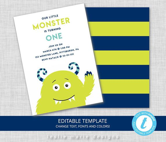 Monster birthday party invitation monster birthday party monster monster birthday party invitation monster birthday party monster invitation little monster birthday invitation stopboris