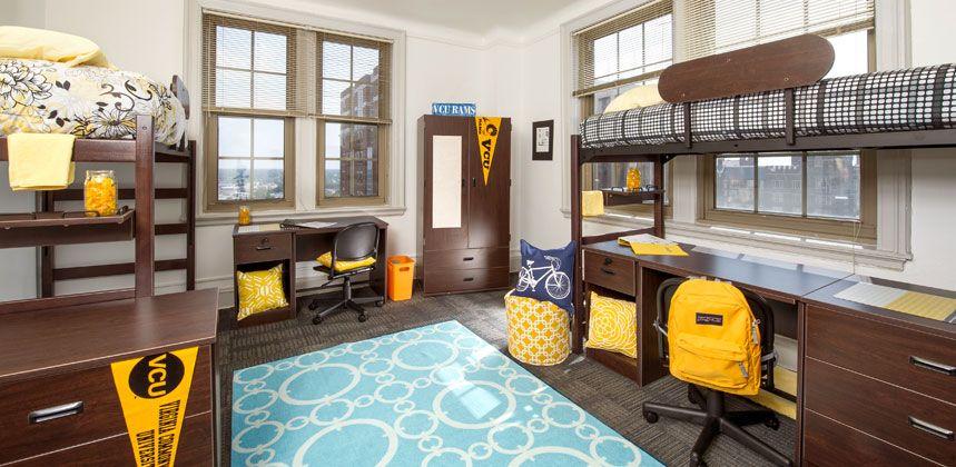 House Residential Life Dorm Room
