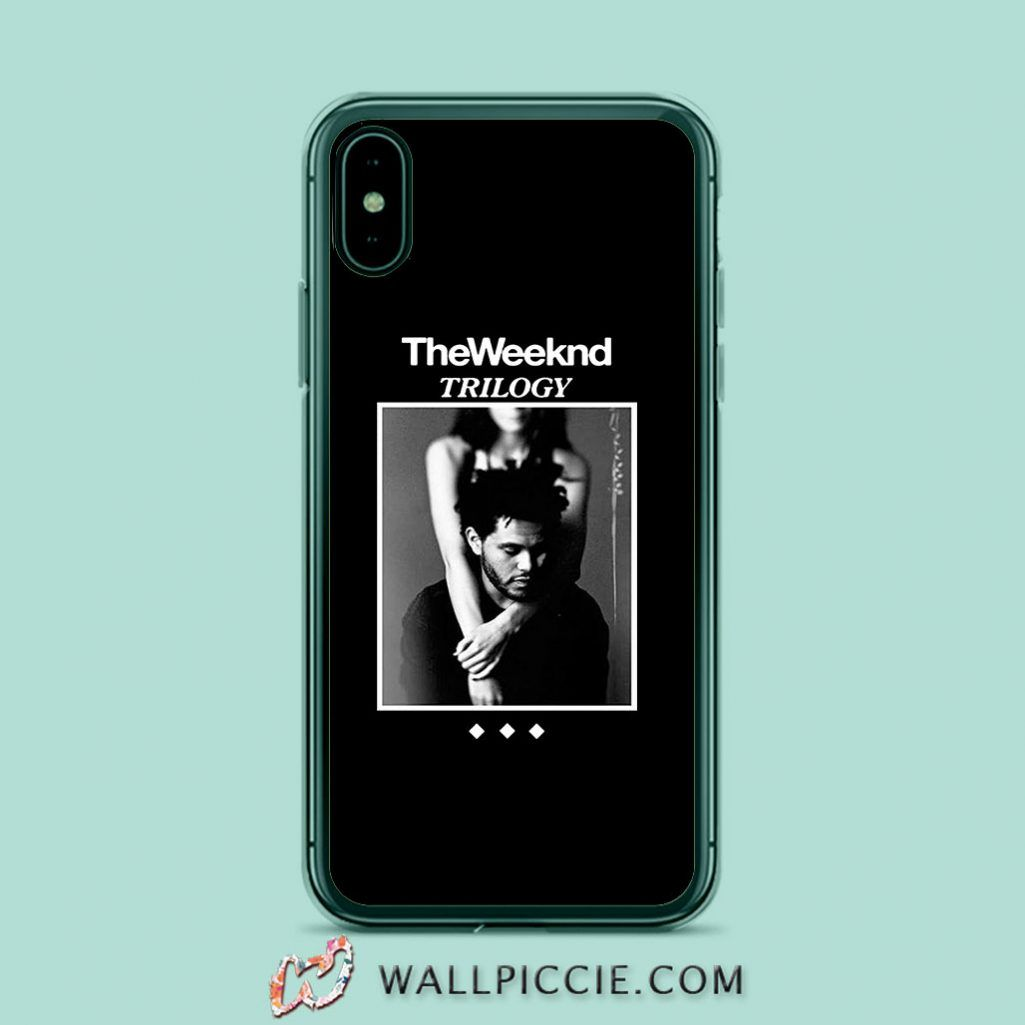 The Weeknd Trilogy Iphone Xr Case Custom Phone Cases Cool Iphone Cases Custom Iphone Cases The Weeknd Trilogy