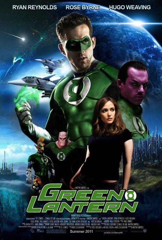 Movie Green Lantern Poster