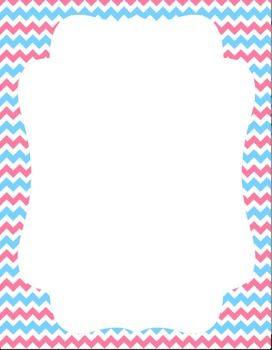 Cute Borders Teacherspayteachers Com Clip Art Borders Clip Art Font Illustration