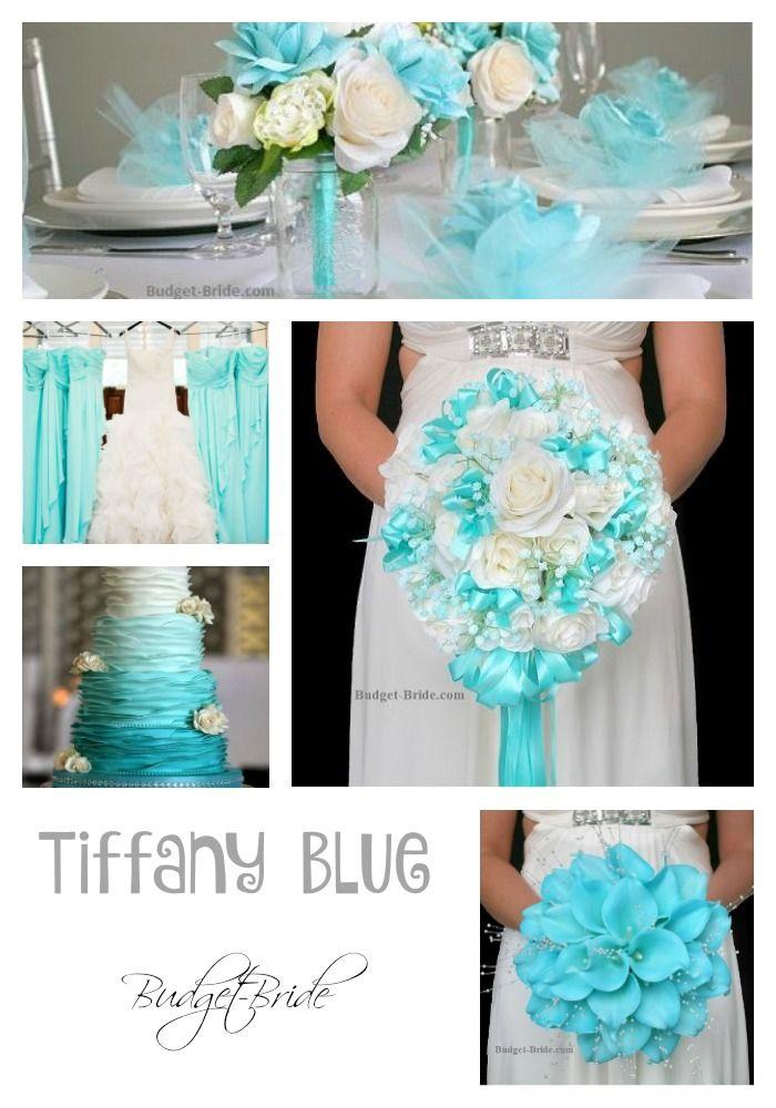 Tiffany Blue Aqua Wedding Theme Tiffany Blue Wedding Theme Blue Themed Wedding Tiffany Blue Weddings