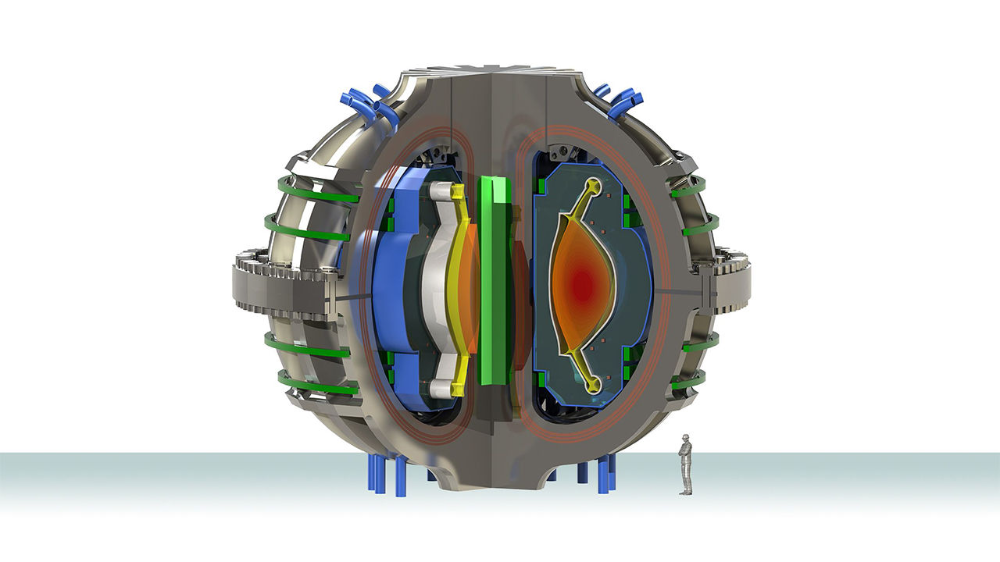 U S Physicists Rally Around Ambitious Plan To Build Fusion Power Plant Science Aaas Plant Science Physicists Power Plant