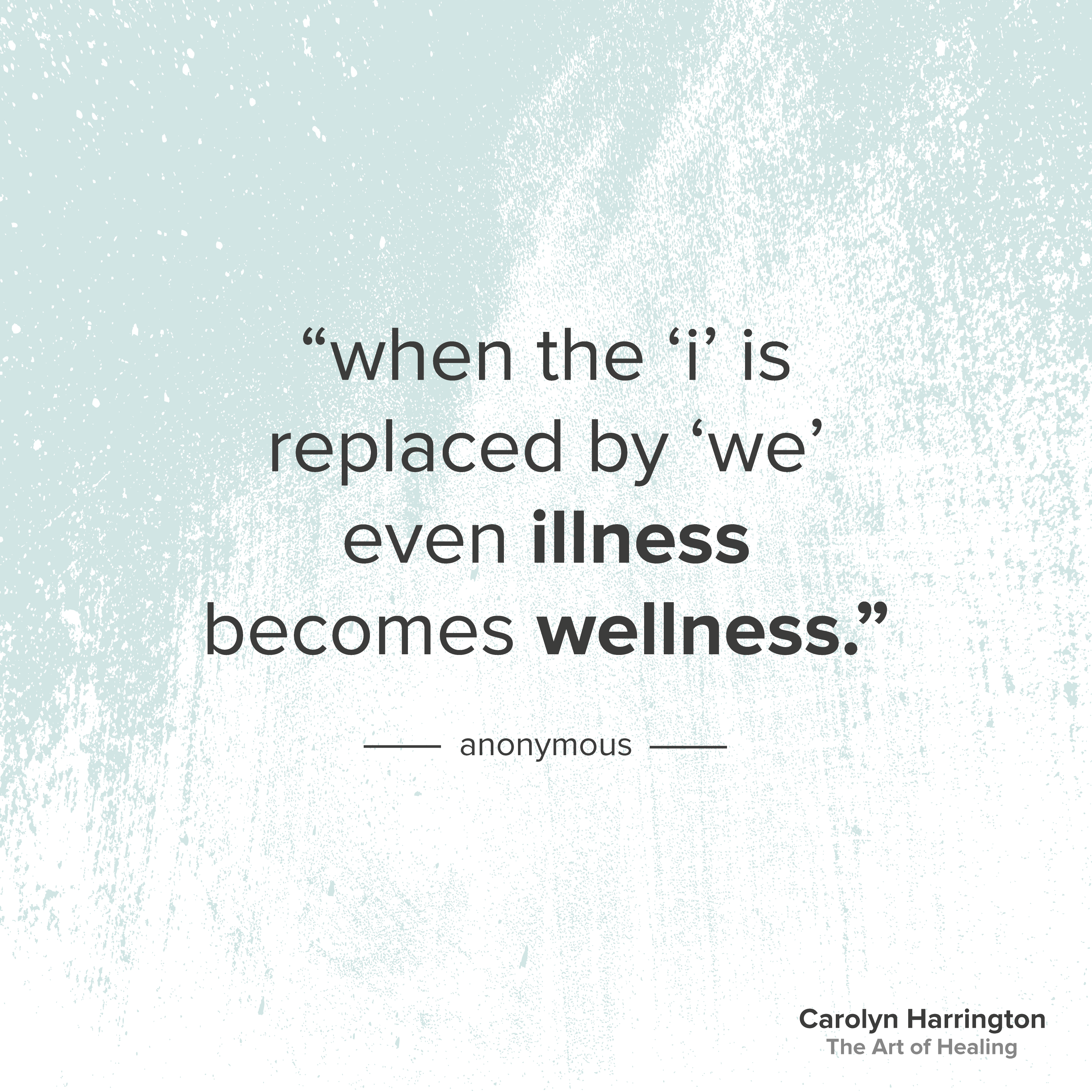 Quote Of Healing