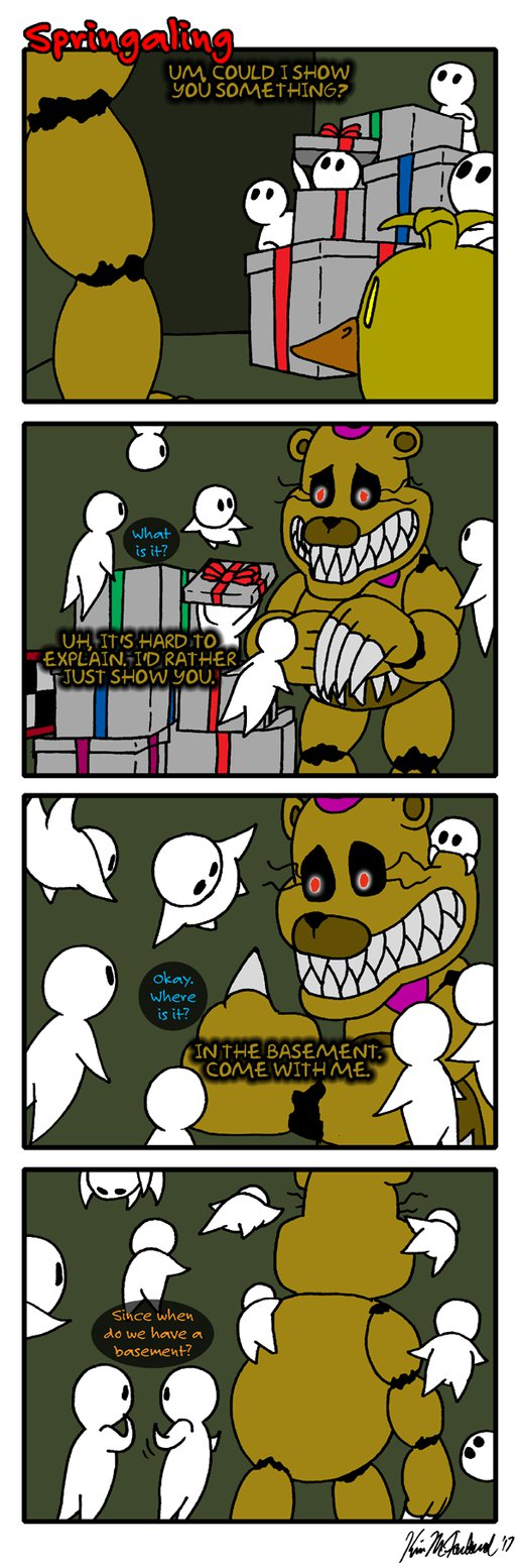 Springaling 256: Since the Last Retcon by Negaduck9.