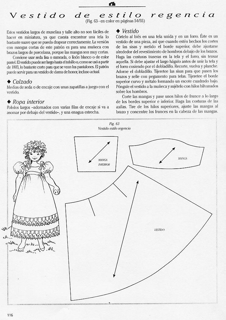 Pin von Leslie Sapp auf Doll Patterns | Pinterest | Zubehör ...