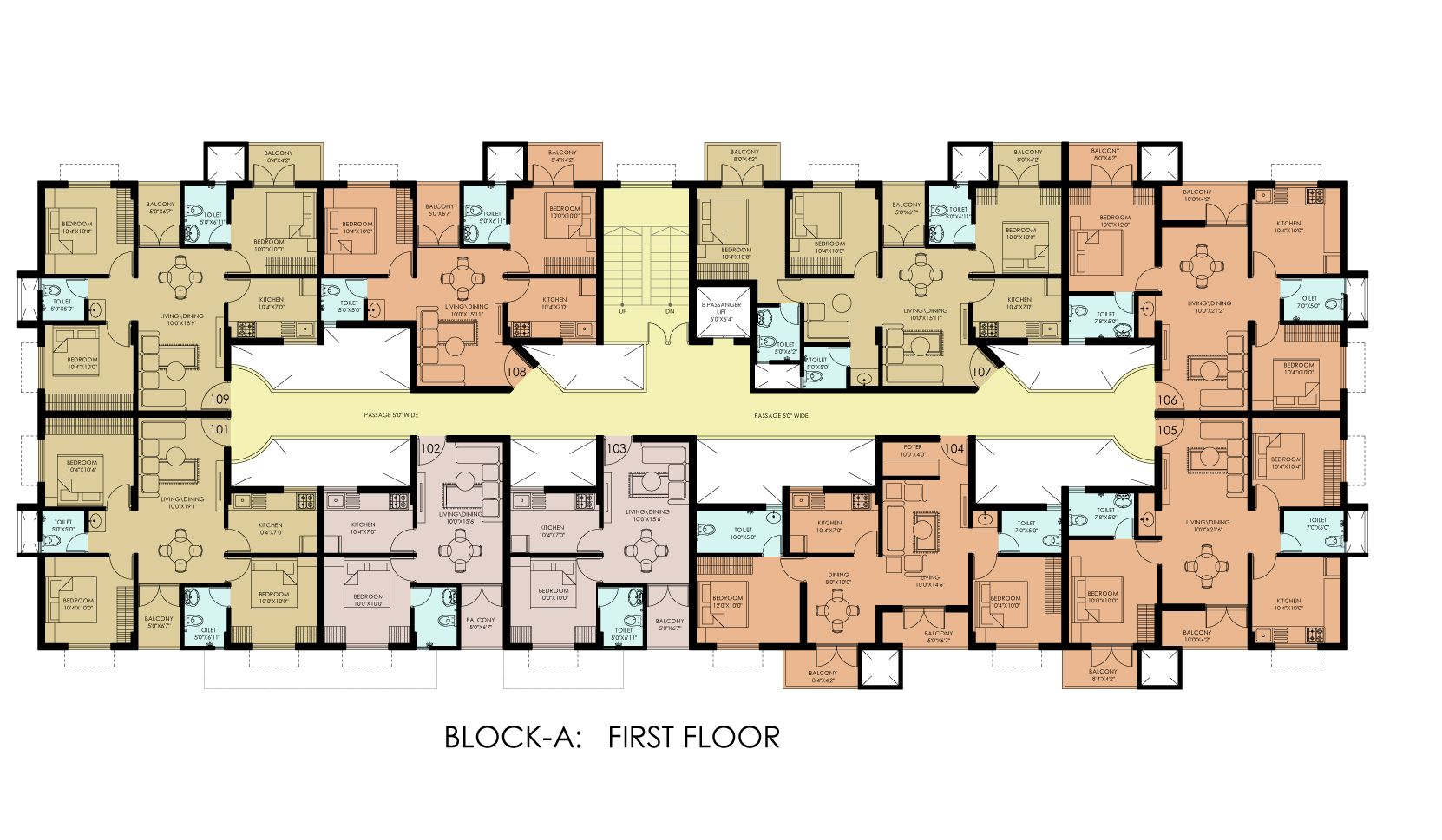 Low Cost Cluster Housing Floorplans House Floor Plans Cluster House Floor Plans