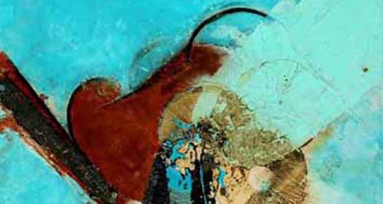 exposition Peintures: Rita Lecat, Annie Juillet, Paul-Bernard Sabourin, Gaelle Périca / Sculptures: Miryam Barnini - Galerie Monod