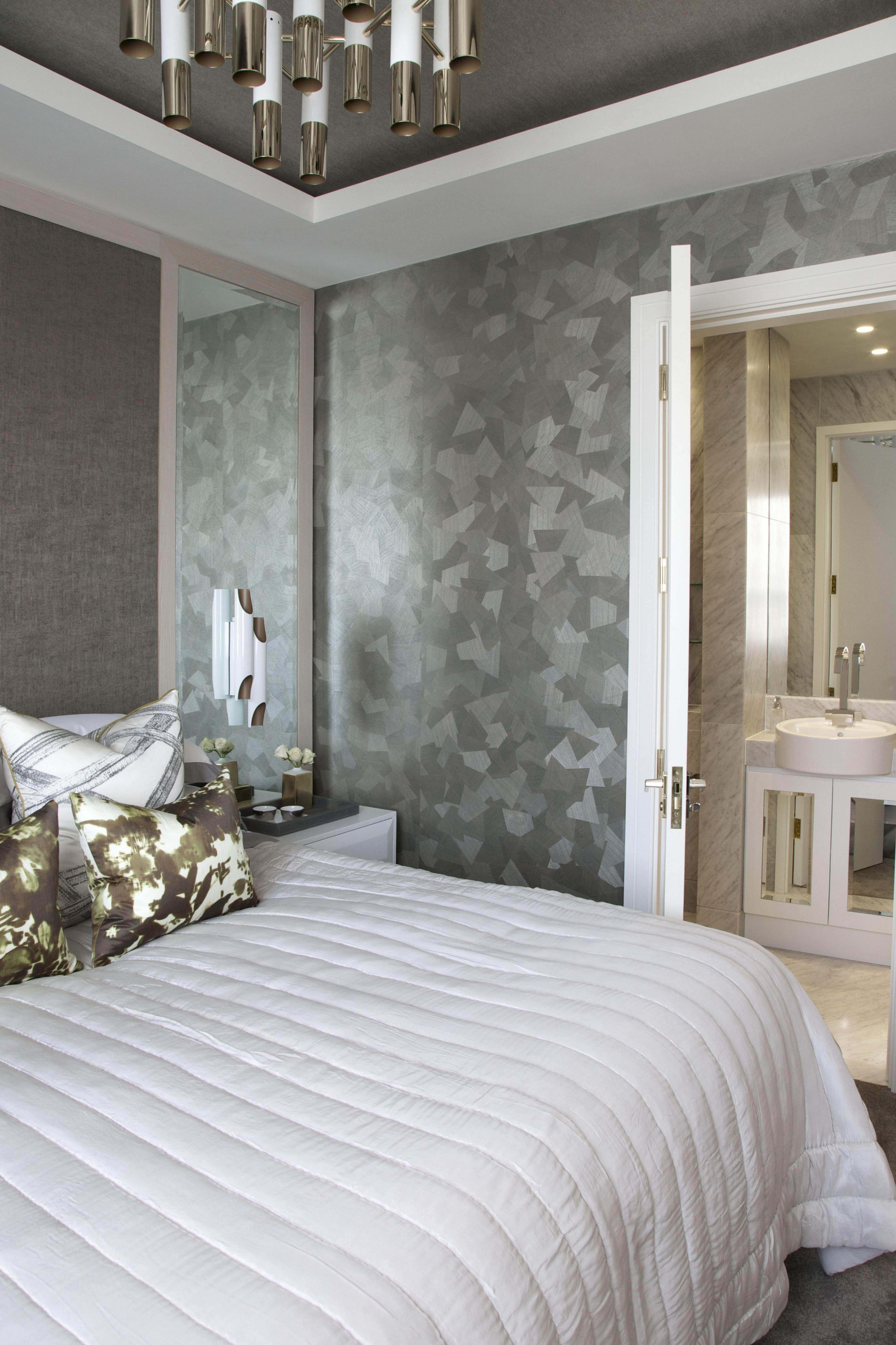 A London Luxury 4 Bed Apartment featuring our Origami ...