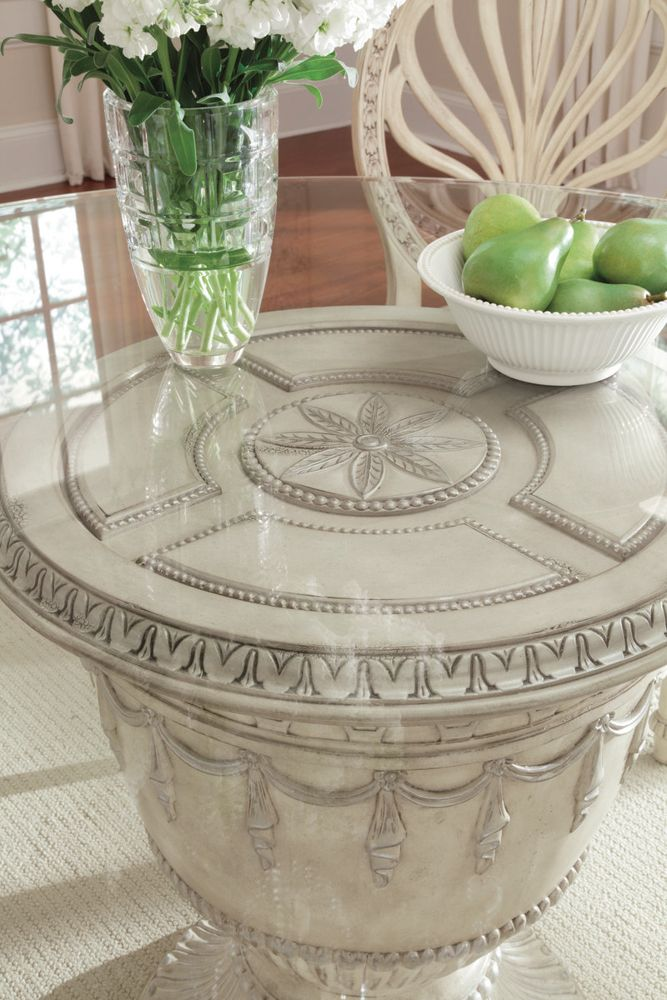 Schnadig Empire Round Pedestal Dining Table If I Ever Own A House With Spacious