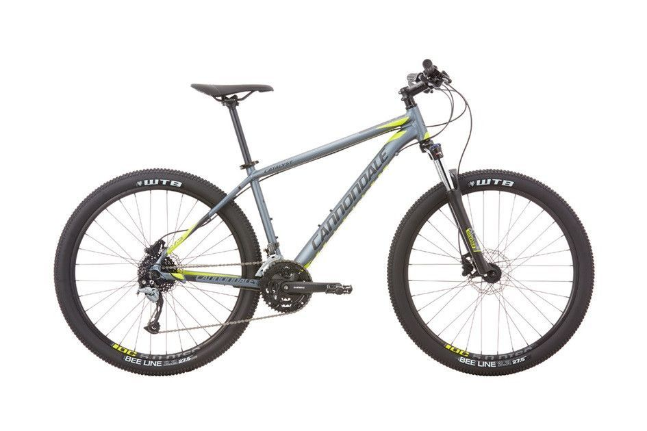 853ba5c4ad3 Cannondale Catalyst 1 27.5 Bike 2017   Products   Bike, Bicycle ...