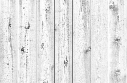 Distressed White Wood Walls