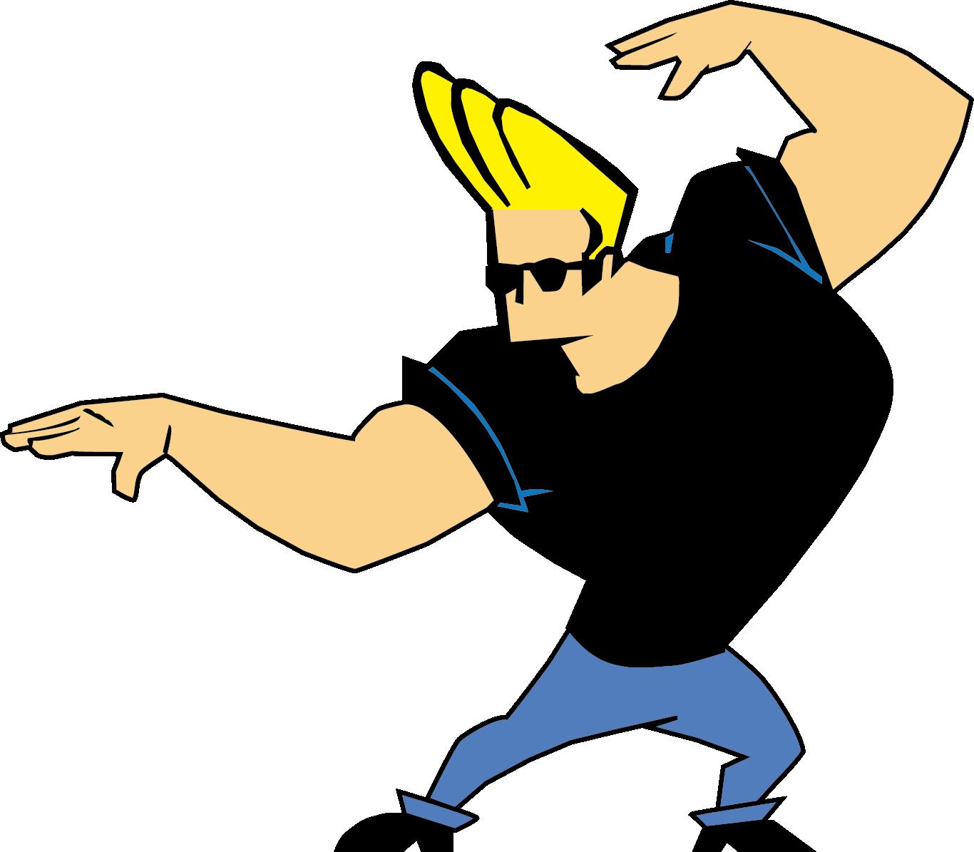 Jhonny Bravo By Me Johnny Bravo Johny Bravo Favorite Cartoon Character