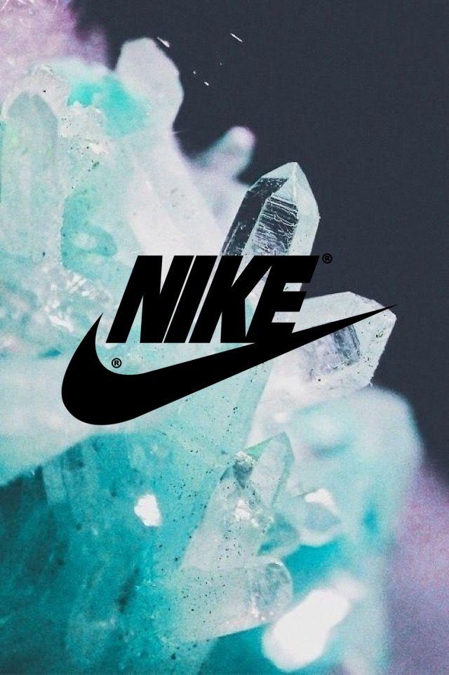 Fond Decran Nike Wallpaper Crytal Iphone QuotesApple
