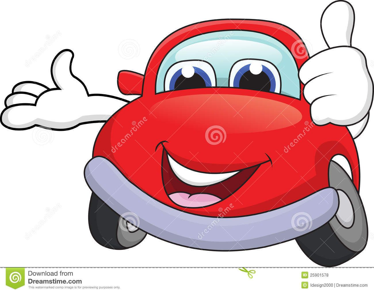 Cute Cartoon Cars Colorful Vector Clip Art With Images Car