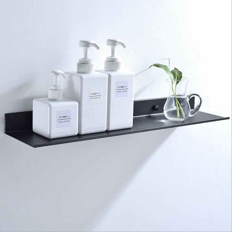 Cheap Bathroom Shelves Buy Directly From China Suppliers Space Aluminum Black Bathroom Shelves Kitc Black Bathroom Accessories Bathroom Shelves Black Bathroom