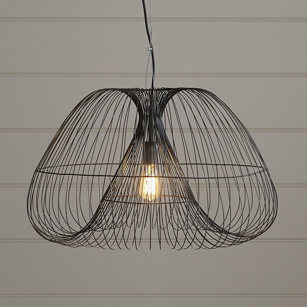 Cosmo Bronze Pendant Light   cuba   Pinterest   Globe pendant  Space     Shop Cosmo Pendant Light  Iron wire spirals a breezy  space age globe  pendant to light up the room with its sculptural  vintage inspired looks