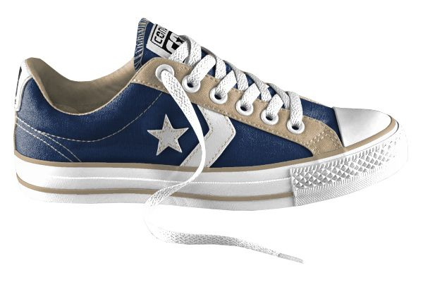 90f4a8c2 St. Louis Rams Inspired Converse | Los Angels Rams / St. Louis Rams ...