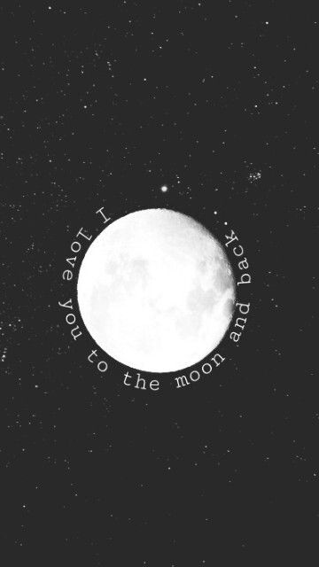 My Lockscreens To The Moon And Back Star Wallpaper Back Wallpaper Phone Wallpaper