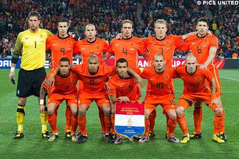 Nederlands Elftal Voetbal Football Nederland