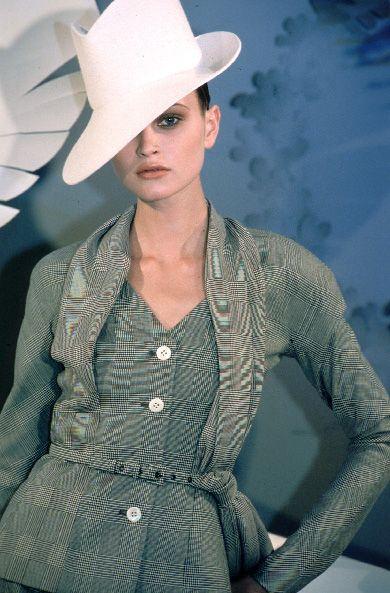 1999 - Galliano 4 Dior Couture Show -  Nina Brosh