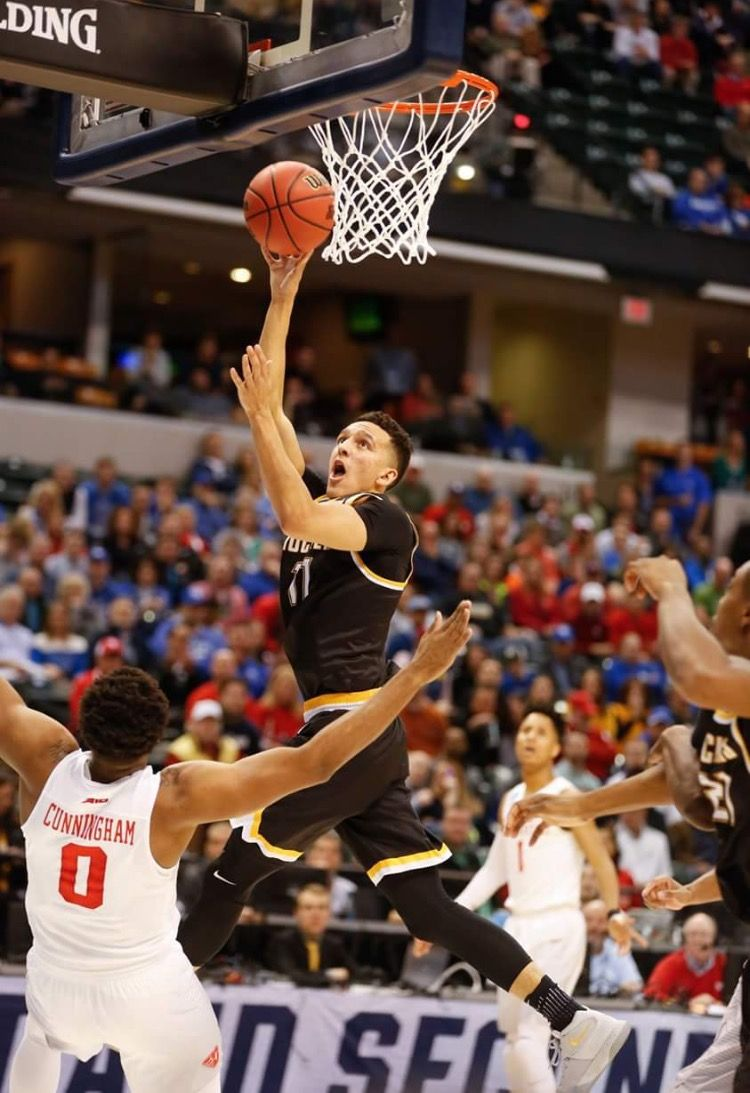 Landry Shamet Wichita state, Ncaa basketball