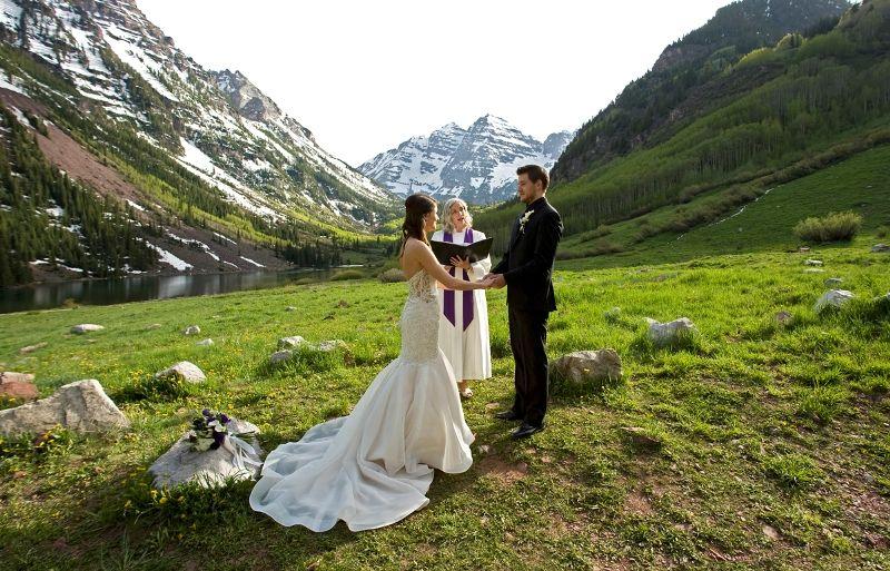 Matt Taylor Married At Maroon Bells Colorado Wedding