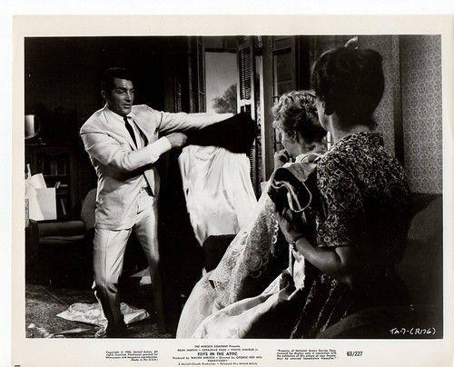 D Toys In The Attic 1963 Dean Martin Geraldine Page Movie