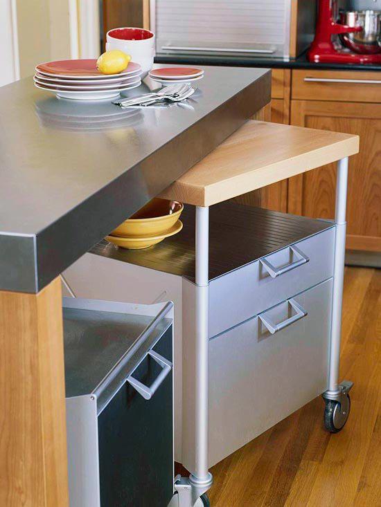 Kitchen Island Storage Ideas in 2018 kitchen remodel ideas