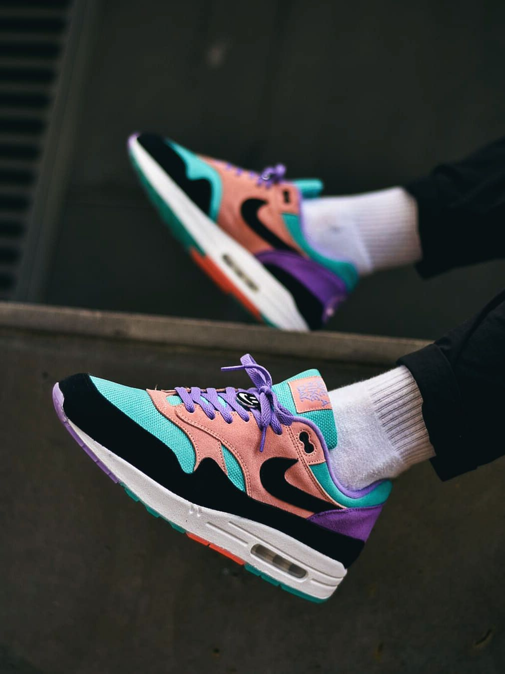 have a nike day air max 1