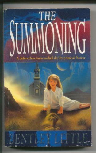 Bentley Little The Summoning Pb Horror Fiction 074724197x Ebay