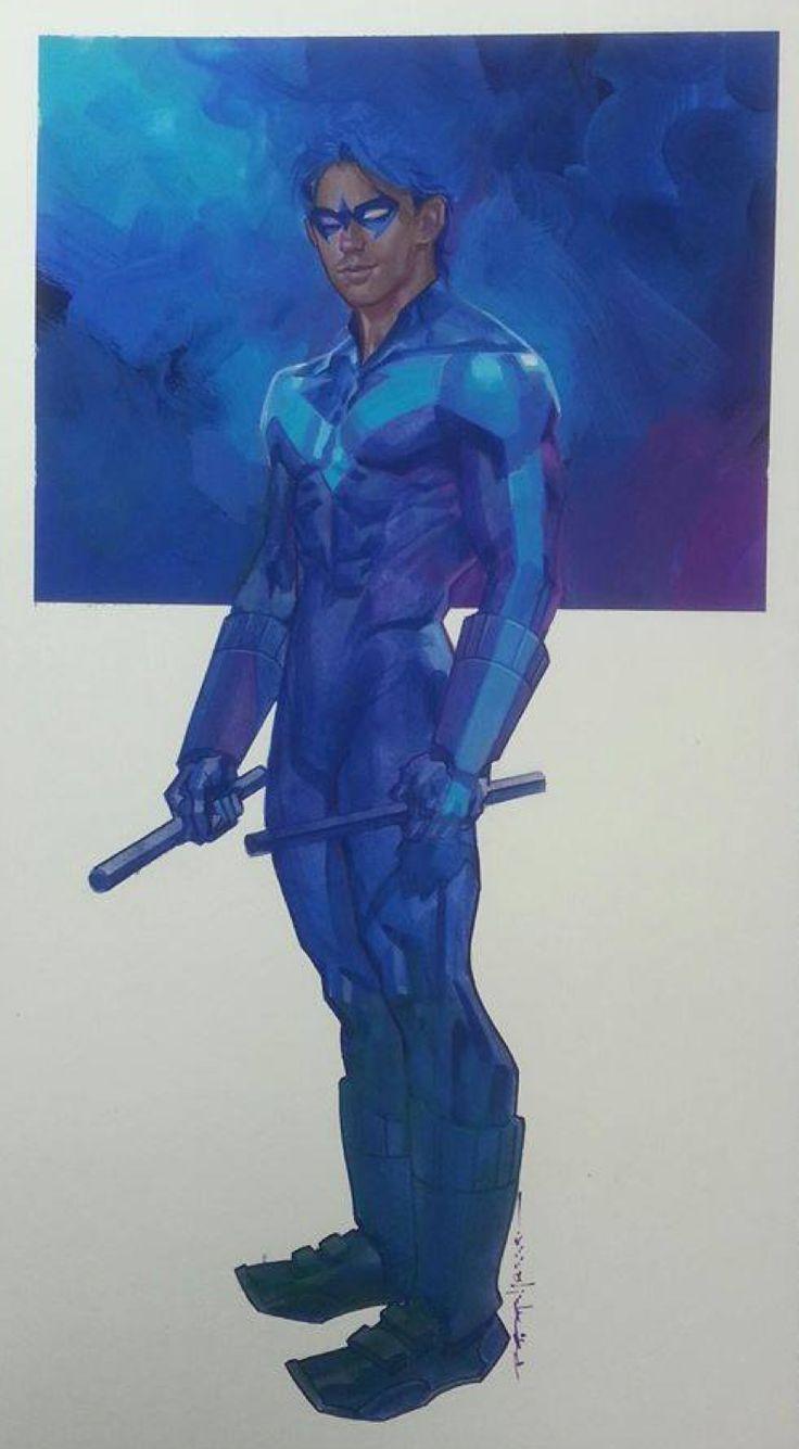 Nightwing by Brian Stelfreeze