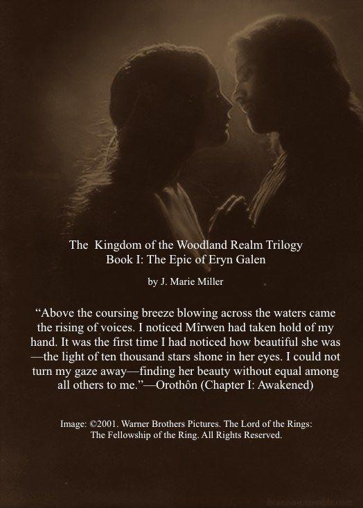 Orothôn speaks of Mîrwen. Book I: The Epic of Eryn Galen These are Oropher's parents. #TolkienFanFiction. #InHonorOfTolkien.