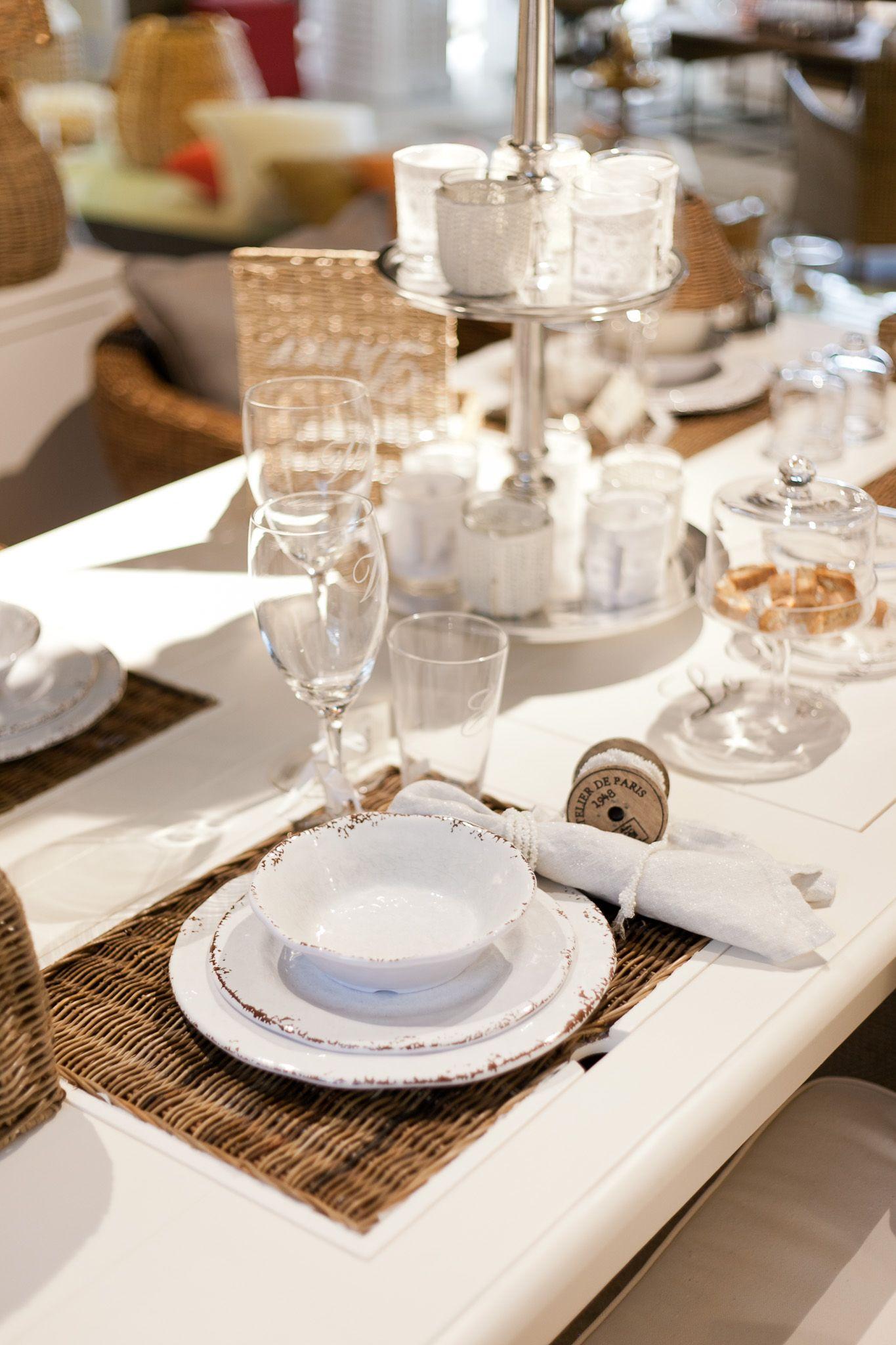 Pin Von Claudia Diehl Auf Riviera Maison Tischdeko