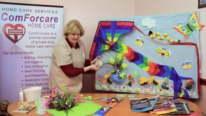 Video Bulletin Board Ideas for Nursing Homes Nursing
