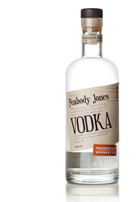 Whats A Whiskey Company Doing Making Vodka Good Question -6539