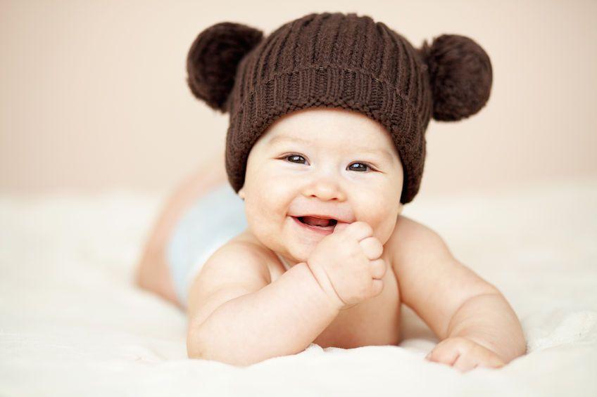 Baby photography tips and lighting setup