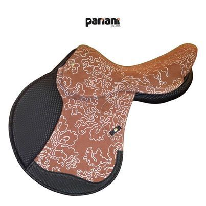 A SADDLE FOR TRUE #LOVERS:  #animalLOVERS because it is entirely made with non-animal originated materials #horseLOVERS because it fits your horse at best #comfortLOVERS because it makes you keep your position in the easiest way #performanceLOVERS because it is made to jump!   ProGrip & Alcantara TM #saddle - a unique edition to be donated to IHP Italian Horse Protection association