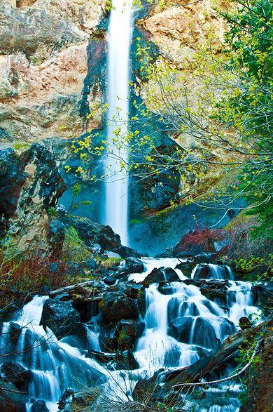 Treasure Falls, Pagosa Springs, CO