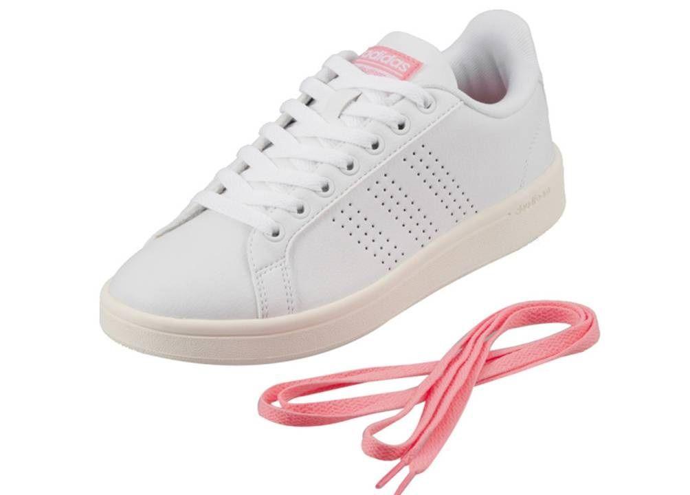 brand new 7cc26 50d10 Adidas sportive W sneakers scarpe aw3974 donna advantage Cl ZqPwrfZ