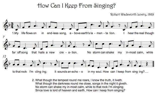 Choir Beths Music Notes | Zoubeck