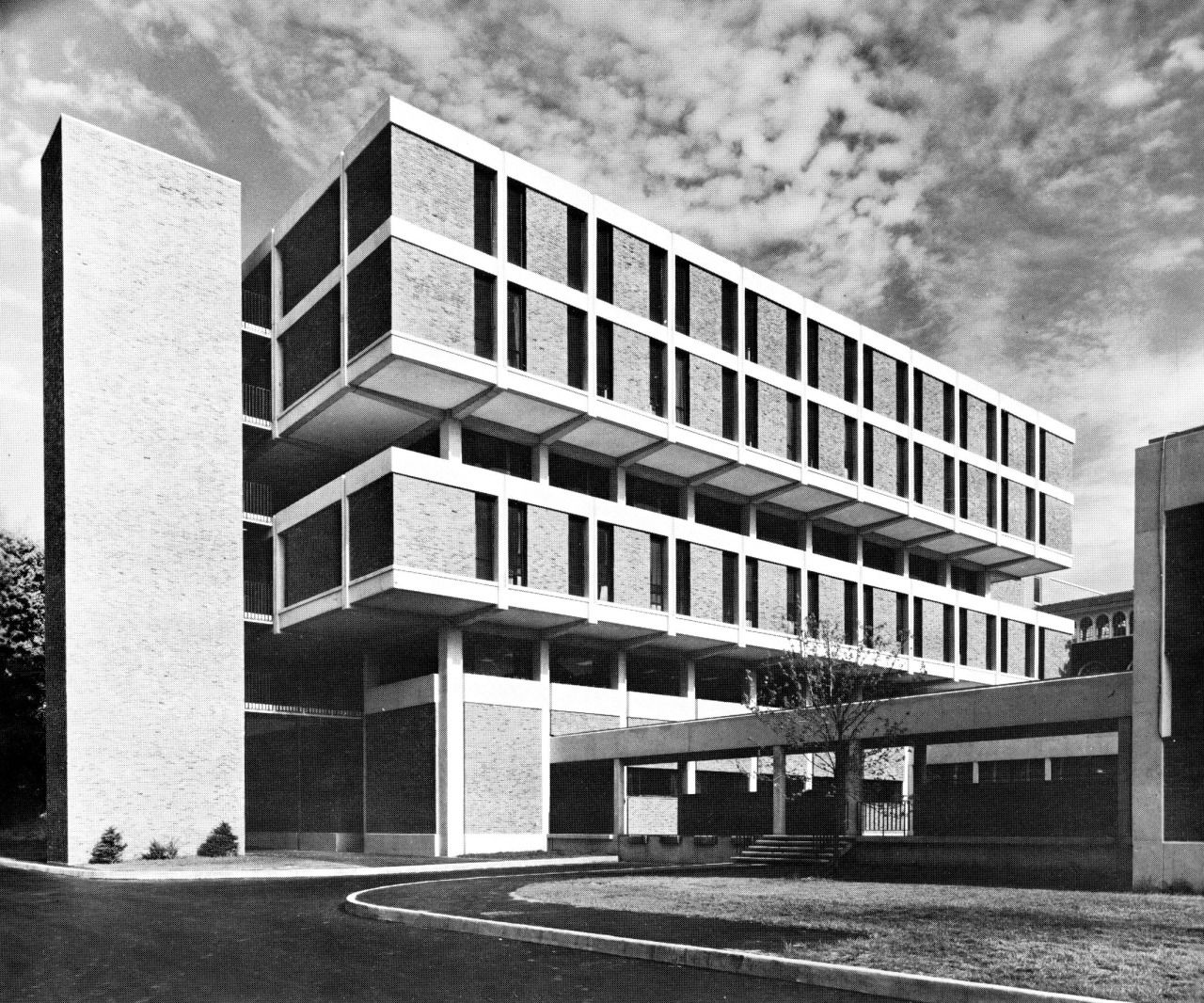 William W  Backus Hospital  Norwich  Connecticut  1960s