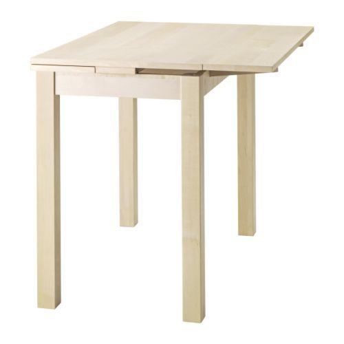 Bjursta table rallonge ikea camping en 2018 - Ikea table pliante cuisine ...