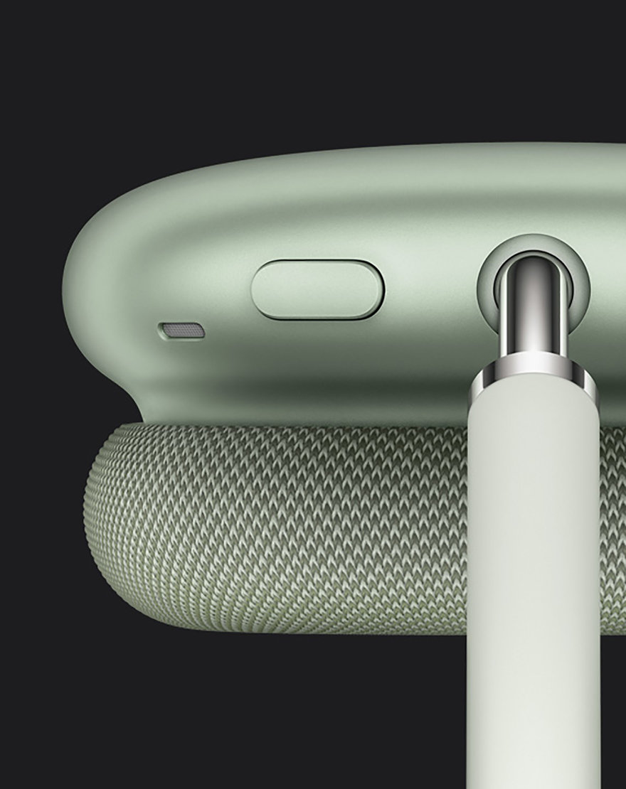 Apple Announces 549 Airpods Max Over The Ear Headphones With Active Noise Cancellation Core77 Active Noise Cancellation Noise Cancelling Headphones