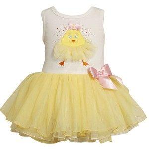 6ea97d4d9d7 Bonnie Jean Chick Tutu Dress - Toddler - Polyvore
