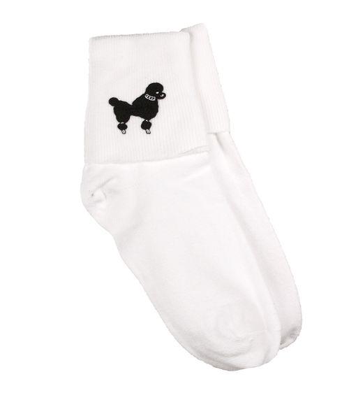 Poodle Socks Child