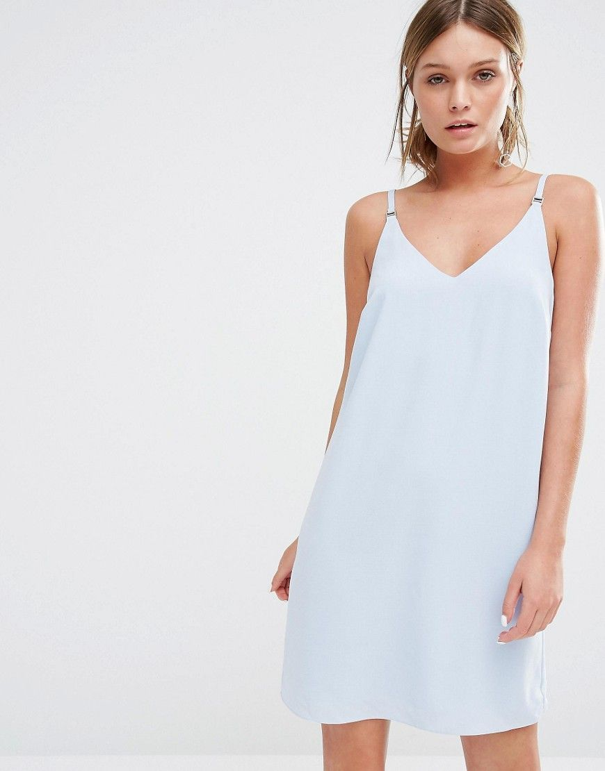 Image 2 of New Look Cami Slip Dress